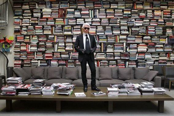 Karl Lagerfeld, el kaiser de la moda, muere a los 85 años